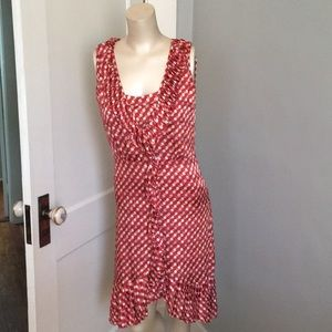 Tory Burch NWOT  silk dress . Gorgeous!